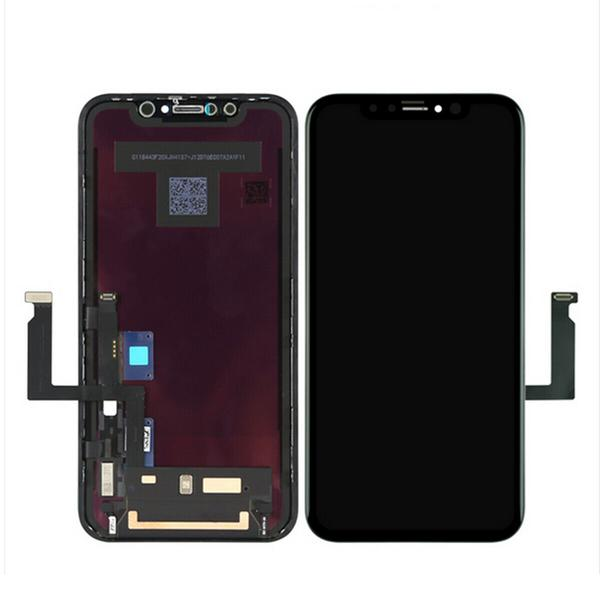 Tela Frontal Display Iphone XR 6.1 Incell Preto