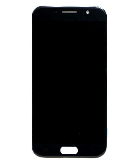Tela Frontal Display Oled Samsung Galaxy A5 2017 A520 Preto