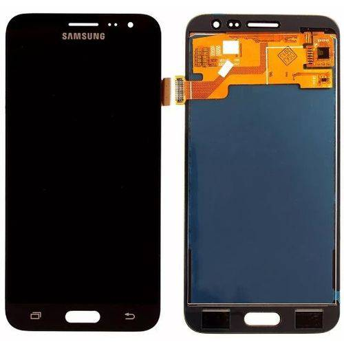Tela Frontal Display Samsung Galaxy J3 J320 Sb Sm-j320m/ds Preto Incell