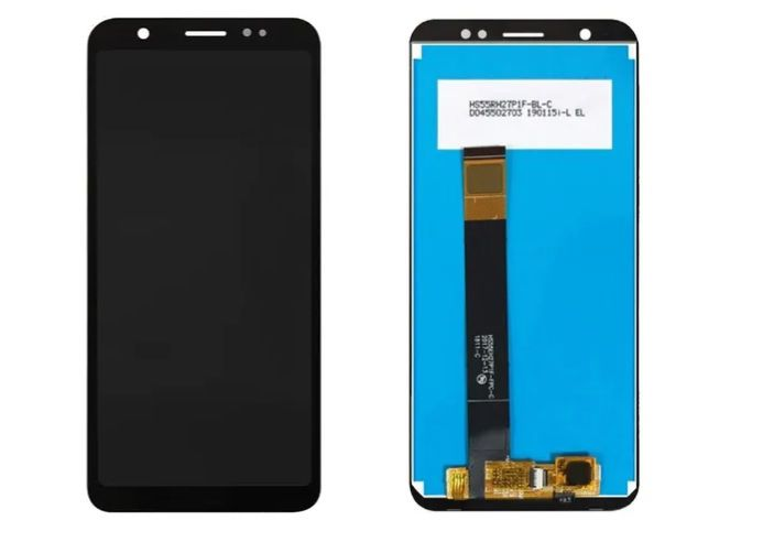 Tela Frontal Touch Display Lcd Zenfone Max M1 M2 M3 Zb555kl