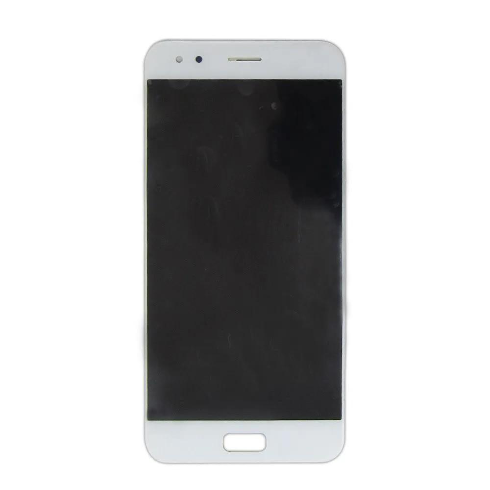 Tela Frontal Touch e Display LCD Asus Zenfone 4 Ze554kl Z01kd Branco