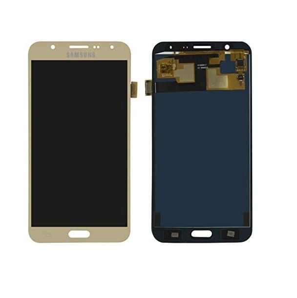 Tela Frontal Touch e Display Samsung J7 Neo J701 Dourada Incell