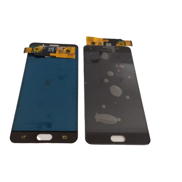 Tela Frontal Touch Lcd Galaxy A7 A710 2016 Preto