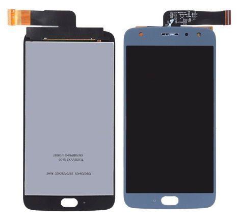 Tela Touch Display LCD Motorola Moto x4 XT1900 Azul