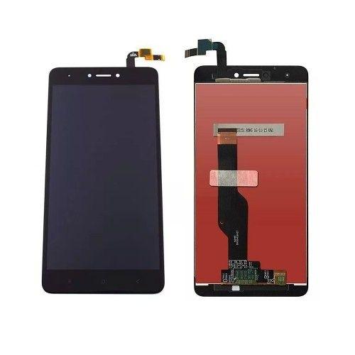 Tela Touch Display Lcd Xiaomi Redmi Note 4X Snap 5.5 Preto