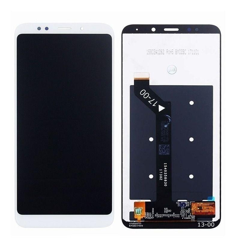 Tela Touch Display Xiaomi Redmi 5 Plus Branco