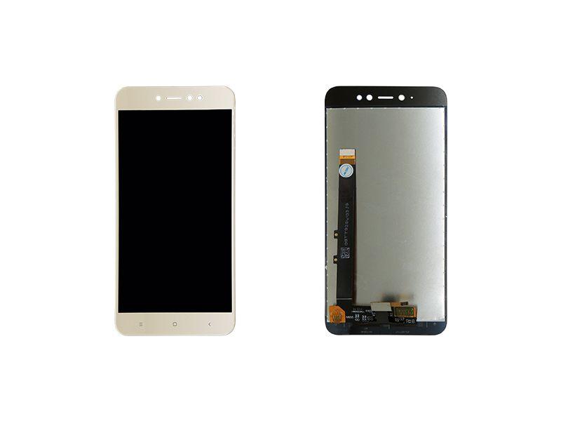 Tela Touch Display Xiaomi Redmi Note 5A 5A Pro Dourado