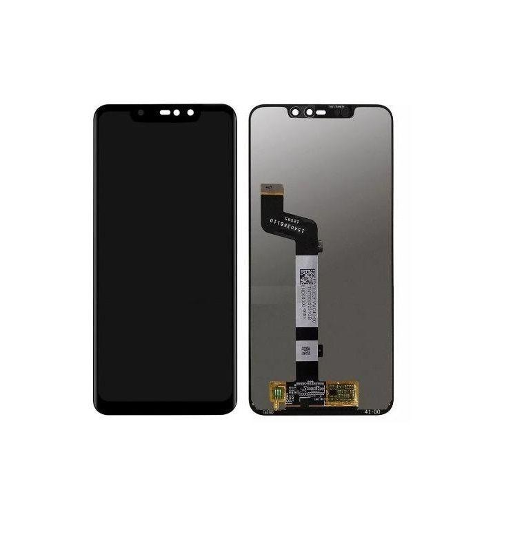 Tela Touch Frontal Display Lcd Xiaomi Redmi Note 6 Pro Preto Sem aro