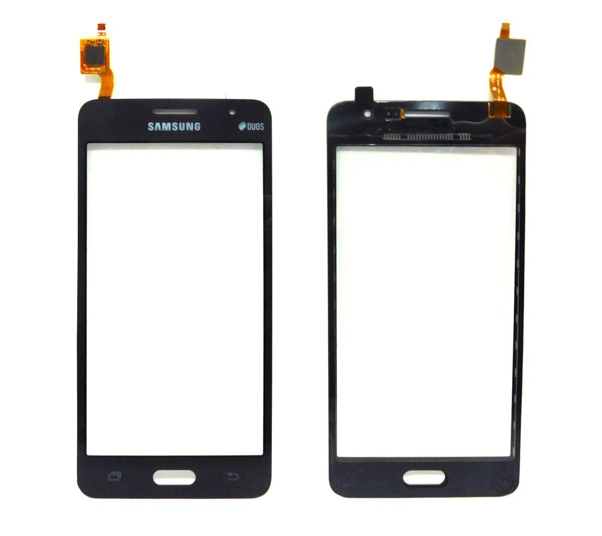Tela Touch Samsung Galaxy Duos G530 Preto G 530 Preto