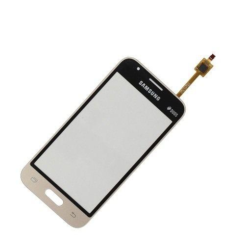 Tela Touch Samsung Galaxy J1 Mini J105 Sm-j105b/dl Sm-105m/ds dourado