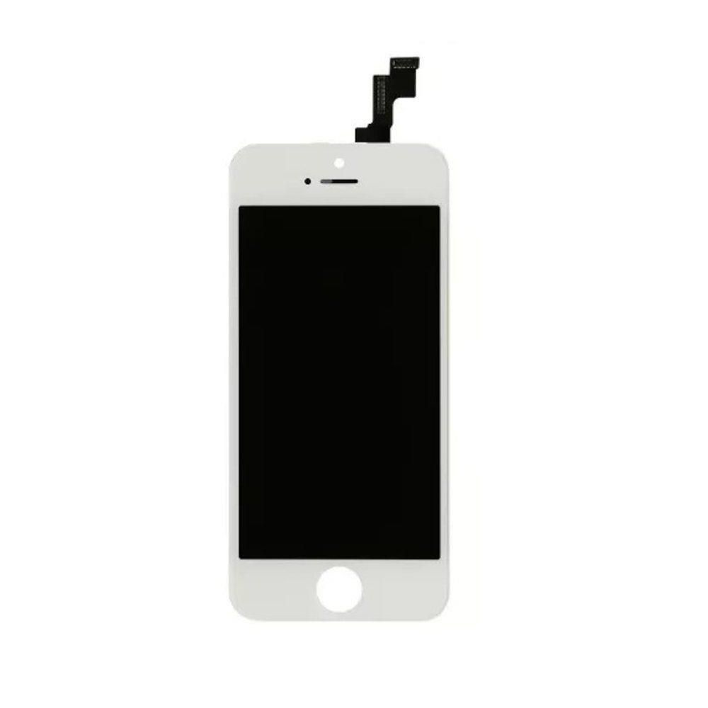 Tela Touch Screen Display Lcd Frontal Iphone 5S Branco