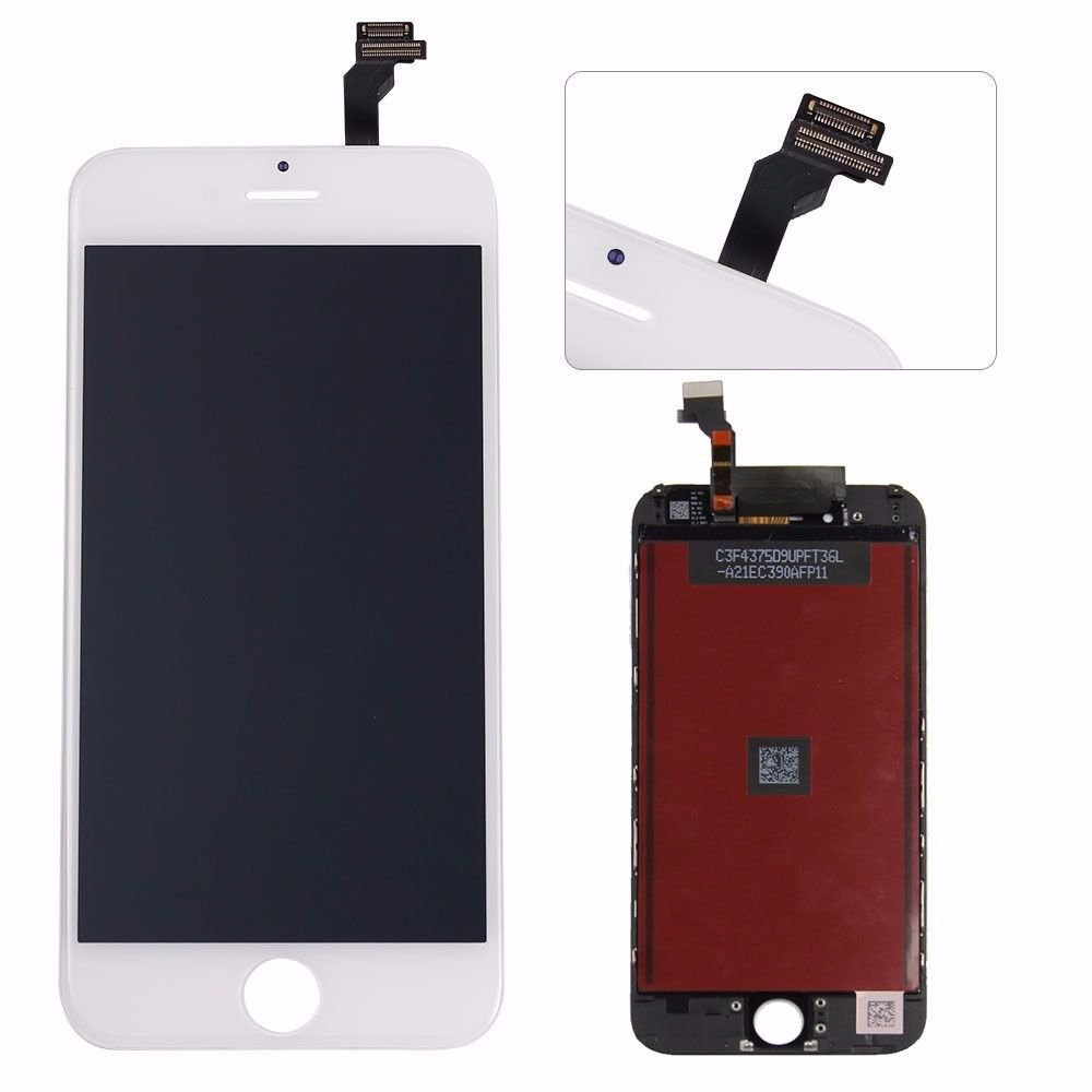 Tela Touch Screen Display Lcd Frontal Iphone 6 6g 4.7 Branco