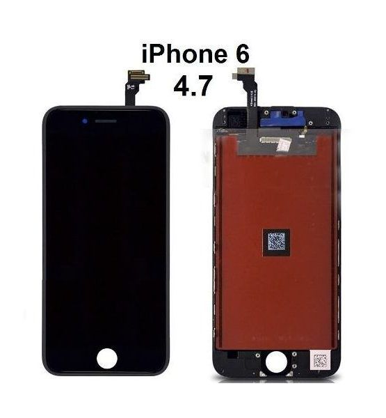 Tela Touch Screen Display Lcd Frontal Iphone 6 6g 4.7 Preto
