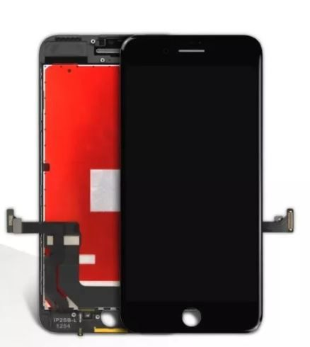 Tela Touch Screen Display Lcd Frontal Iphone 7 Plus 5.5 Preto