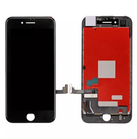 Tela Touch Screen Display Lcd Frontal Iphone 8 4.7 Preto