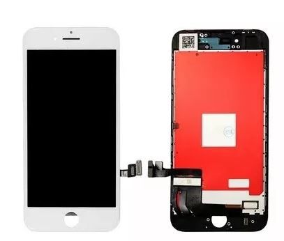 Tela Touch Screen Display Lcd Frontal Iphone 8 Plus 5.5 Branco
