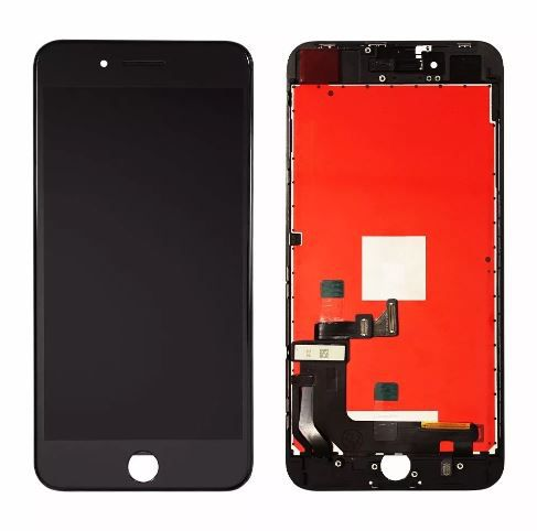 Tela Touch Screen Display Lcd Frontal Iphone 8 Plus 5.5 Preto