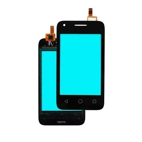Tela Touch screen Frente  Alcatel One Pixi 3 Ot4022 4022 Ot-4022 PRETO