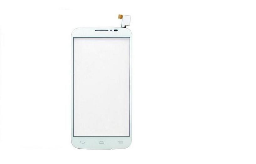 Tela Touch screen Frente   Alcatel One Pop C7 7040e 7040d 7042 BRANCO