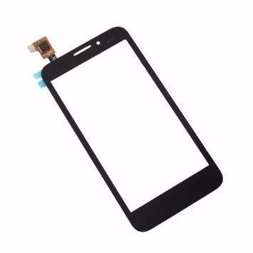 Tela Touch screen Frente  Alcatel One Touch Fierce Ot 7024 Ot-7024 PRETO