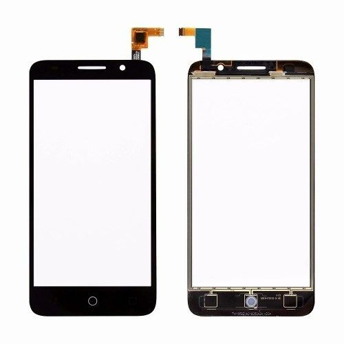 Tela Touch screen Frente  Alcatel One Touch Pop 3 5065a 5 PRETO