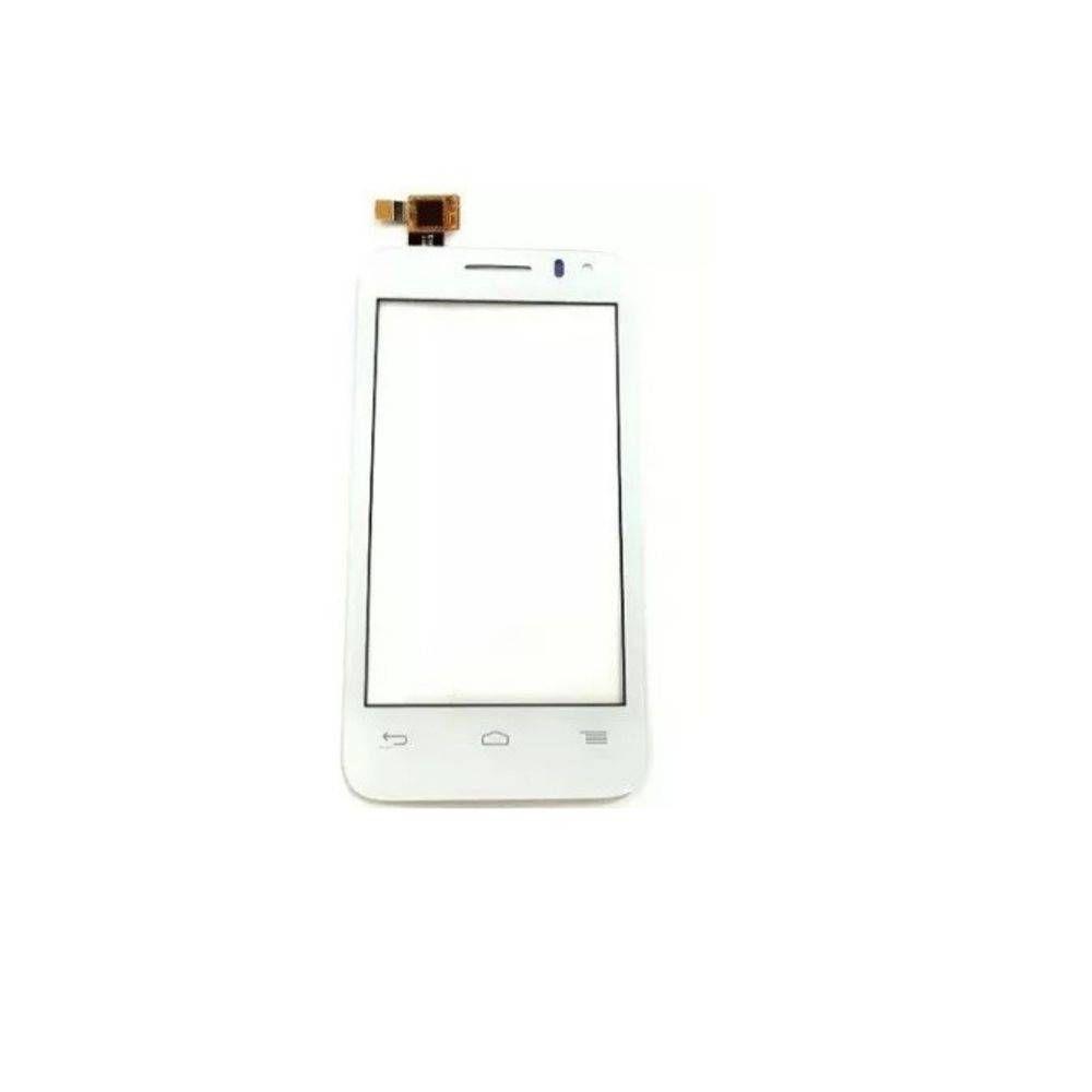 Tela Touch screen Frente   Alcatel One Touch Pop D3 4035 4035d BRANCO