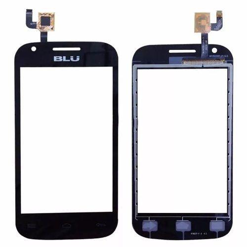 Tela Touch screen Frente  Blu Dash Jr D142k D143k PRETO