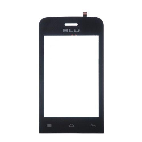 Tela Touch screen Frente  Blu Neo 3.5 S 370 S370  PRETO