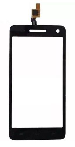 Tela Touch screen Frente   Blu Studio 5.0 C Hd D535u D535 D535i D535a PRETO