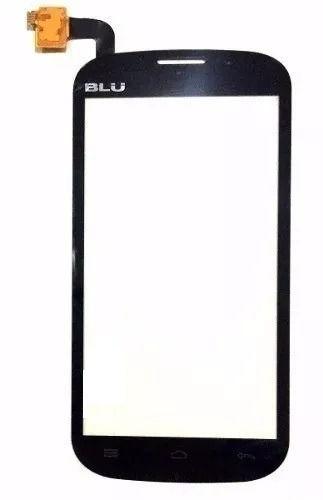 Tela Touch screen Frente  Blu Studio 5.0 D531 D531k Preto