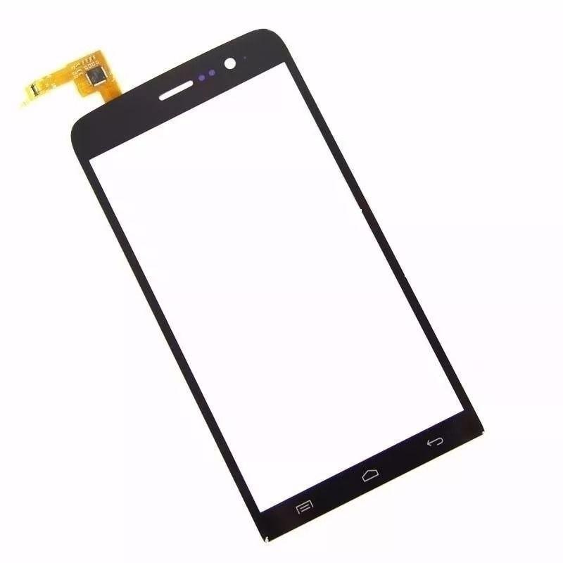 Tela Touch screen Frente   Blu Studio 5.5s D630u D630 PRETO