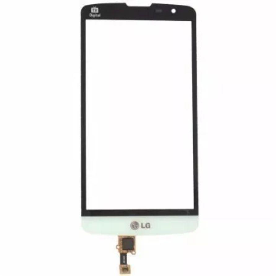 Tela Touch screen Frente  Lg  D337 L Prime Dual BRANCO