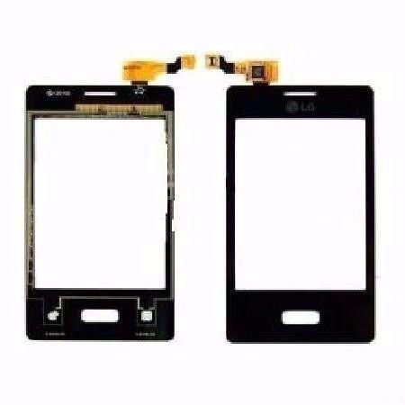 Tela Touch screen Frente   Lg E425 E430 Optimus L3 Ii  PRETO