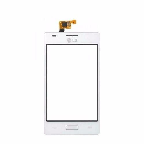 Tela Touch screen Frente   Lg E450 E460 L5 Ii Novo  BRANCO