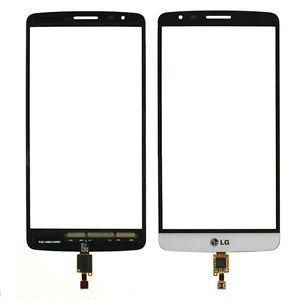Tela Touch screen Frente   Lg G3 Stylus D690 BRANCO