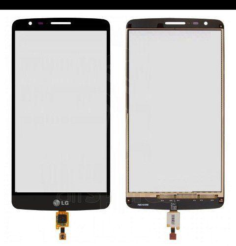 Tela Touch screen Frente   Lg G3 Stylus D690 PRETO