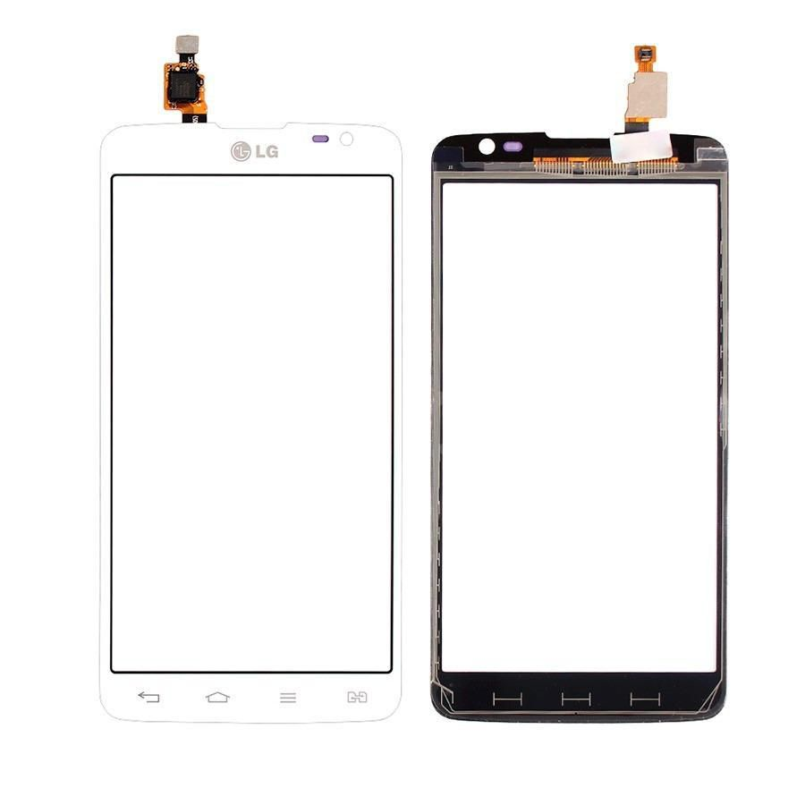 Tela Touch screen Frente   Lg G D685 Pro Lite branco