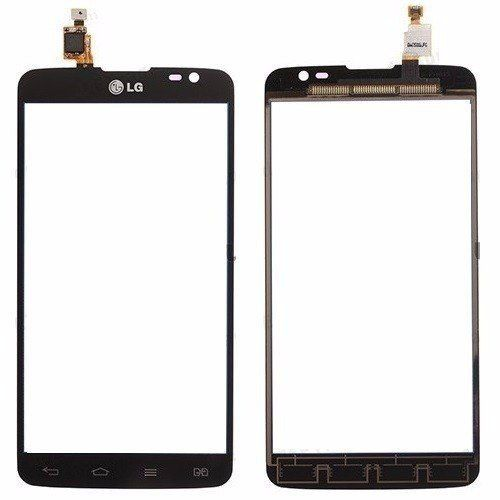 Tela Touch screen Frente   Lg G D685 Pro Lite preto