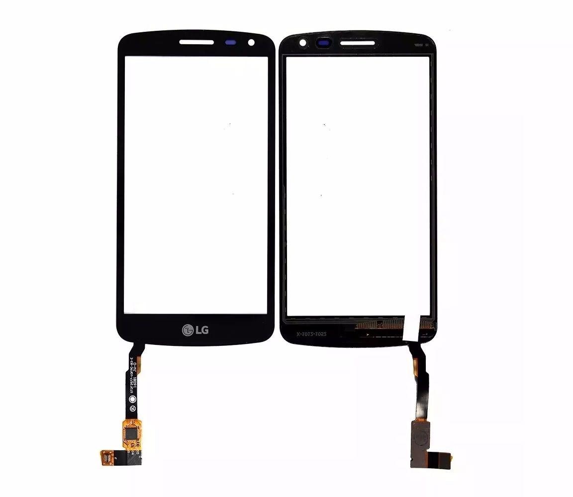 Tela Touch screen Frente  Lg K5 X220 X220dsh PRETO