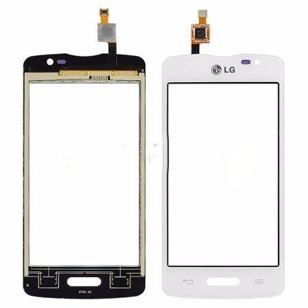 Tela Touch screen Frente   Lg L50 D227 Dual  BRANCO