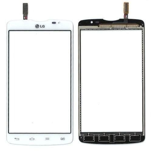 Tela Touch screen Frente  Lg L80 D380 D385 Dual 5.0 Tv branco