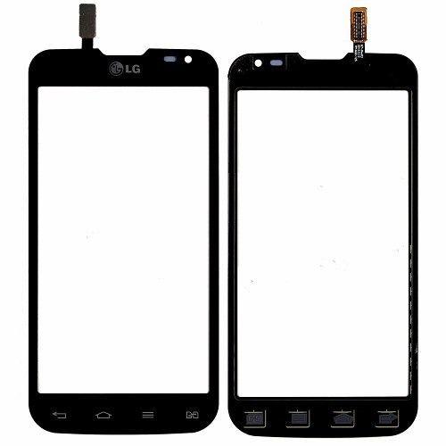 Tela Touch screen Frente  Lg L90 Dual D410 PRETO