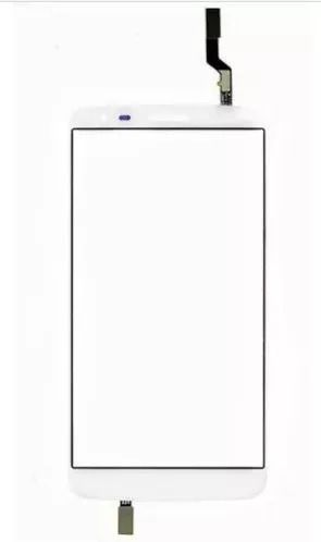 Tela Touch screen Frente   Lg Optimus G2 D800 D801 D805 Ls980 Vs980  BRANCO