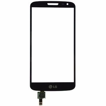 Tela Touch screen Frente  Lg Optimus G2 Mini D616 D618 D625  PRETO
