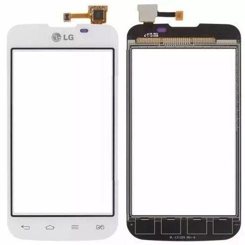 Tela Touch screen Frente   Lg Optimus L5 2 Dual E455f E455  BRANCO