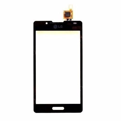 Tela Touch screen Frente  Lg Optimus L7 Ii P714 / P710  PRETO