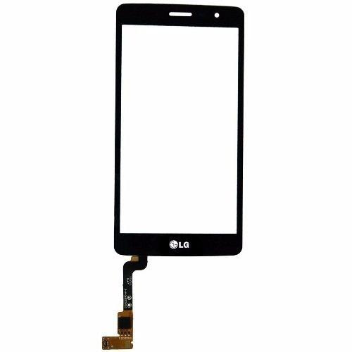 Tela Touch screen Frente  Lg Prime 2 Tv Dual X170 X170ftv  PRETO