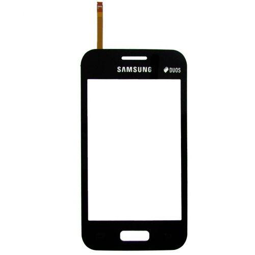 Tela Touch screen Frente  Samsung G130 G130h Galaxy Young 2  PRETO
