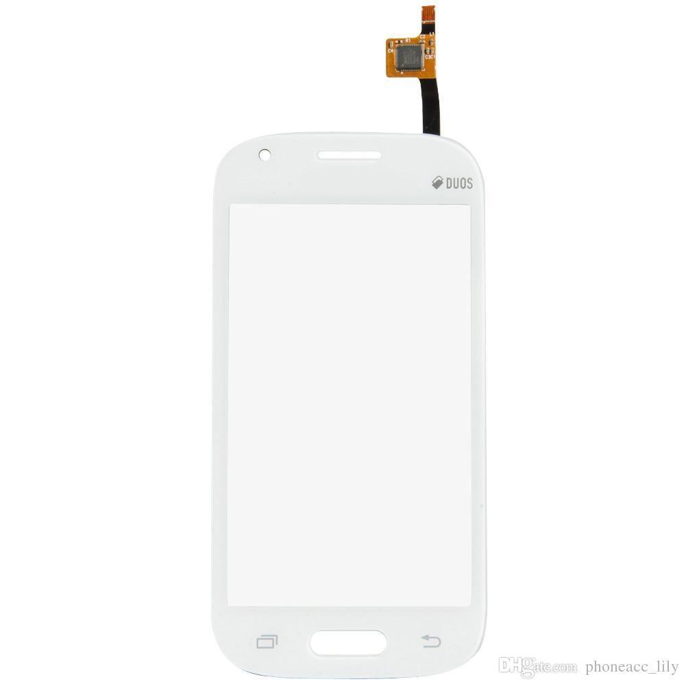Tela Touch screen Frente   Samsung Galaxy Ace Estile Sm-g310h G310 Duos  branco