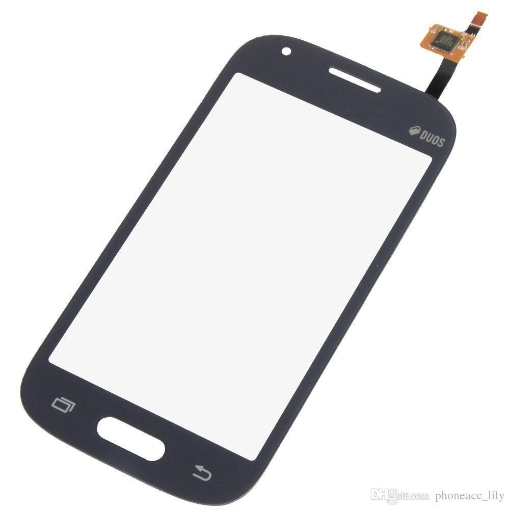 Tela Touch screen Frente   Samsung Galaxy Ace Estilo Sm-g310h G310 Duos PRETO